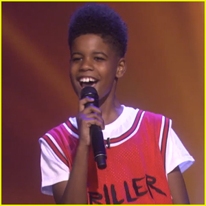 Meet 'Lion King' Actor JD McCrary & Watch Him Sing! (Video)