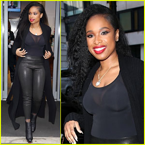 Jennifer Hudson Opens Up About Everyday Encounters With Prejudice