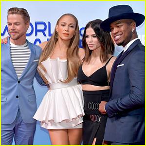 Jennifer Lopez Joins 'World of Dance' Team to Promote Season 2