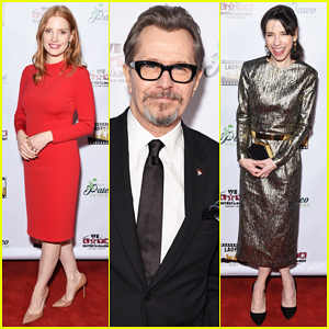 Jessica Chastain & Sally Hawkins Win Big at Los Angeles Online Film Critics Awards - See Full List of Winners!