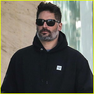 Joe Manganiello Grabs Breakfast to Go in Beverly Hills