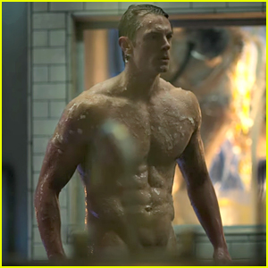 Joel Kinnaman's Abs Are Ripped to Shreds in 'Altered Carbon' Trailer!