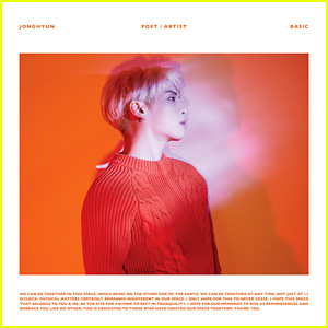Jonghyun: 'Poet | Artist' Album Stream & Download – Listen Now
