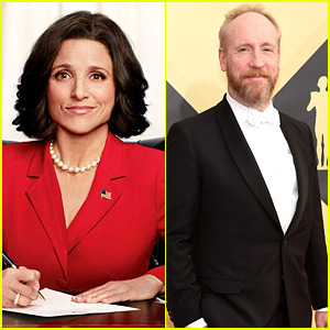 Julia Louis-Dreyfus & 'Veep' Cast Win at SAG Awards 2018!