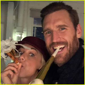 Julianne Hough Shares Tons of Photos From NYE with Husband Brooks Laich!