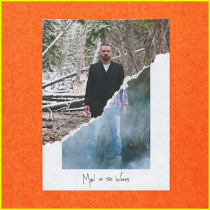 Justin Timberlake Unveils 'Man Of The Woods' Album Cover & Jessica Biel Calls the New Music 'Epic'!