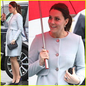 Pregnant Kate Middleton Brings Awareness to Postpartum Depression for Latest Appearance