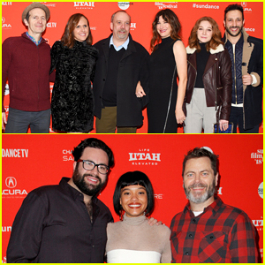 Kathryn Hahn, Molly Shannon & Paul Giamatti Debut 'Private Life' at Sudance Film Festival 2018!
