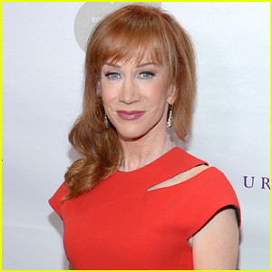 Kathy Griffin Says She's 'Not Welcome' to Women's March 2018