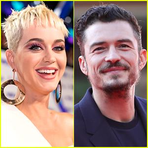 Katy Perry & Orlando Reunite for a Trip to the Maldives