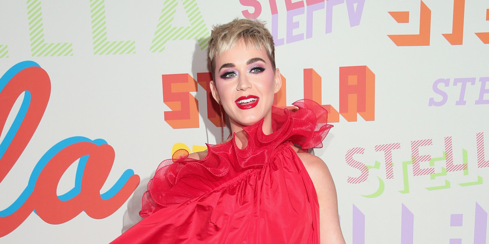 Katy Perry Got Stung by a Jellyfish – Watch!