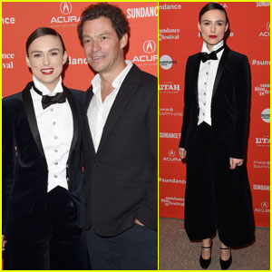 Keira Knightley & Dominic West Premiere 'Colette' at Sundance Film Fest 2018
