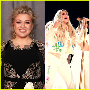 Kelly Clarkson Said Kesha Deserved the Best Pop Solo Performance Grammy!