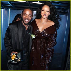 Kendrick Lamar Wins Best Rap/Sung Performance With Rihanna at Grammys 2018