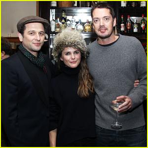 Keri Russell & Matthew Rhys Couple Up for 'Phantom Thread' NYC Special Screening!