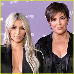 Kim Kardashian Calls Out Publication for Describing Kris Jenner as 'Chubby'