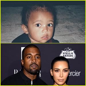 Kim Kardashian & Kanye West's Son Saint West Hospitalized