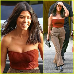 Kourtney Kardashian Shares Another Cheeky Bikini Photo From Vacation!
