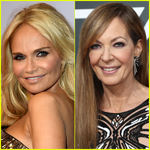 Kristin Chenoweth to Reunite with Allison Janney on 'Mom'