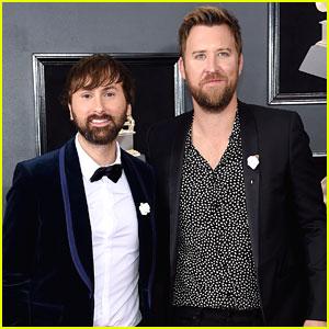 Lady Antebellum Guys Attend 2018 Grammys Sans Hillary Scott