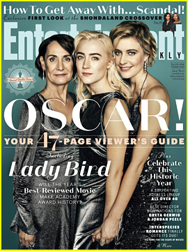Laurie Metcalf, Saoirse Ronan & Greta Gerwig Open Up About Working on a Female-Led Set