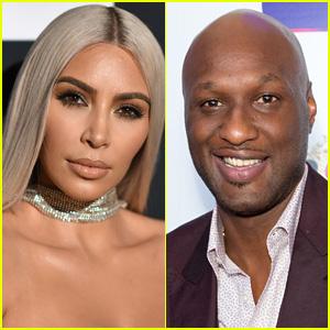 Kim Kardashian Throws Major Shade at Lamar Odom Over Khloe Kardashian Quote