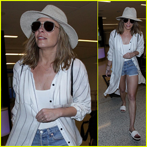 LeAnn Rimes & Eddie Cibrian Head Home After Their Mexico Trip!