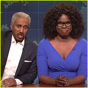 Leslie Jones Takes on Oprah Winfrey's Potential Run for President on 'SNL' - Watch!