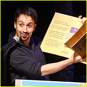 Lin-Manuel Miranda Shares the Story of The Three Kings at Hispanic Federation Event!