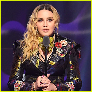 Madonna Is Kicking Off 2018 With a Challenge!