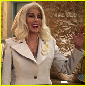 'Mamma Mia: Here We Go Again' Releases Extended Trailer Featuring Cher - Watch Now!