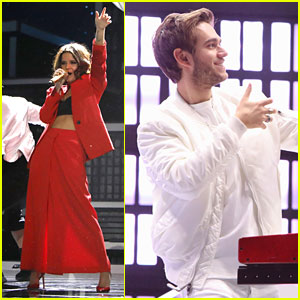 Maren Morris & Zedd Drop 'The Middle' Music Video at the Grammys 2018 - Watch Now!