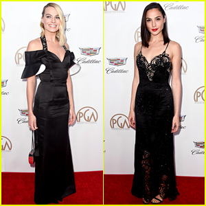 Margot Robbie & Gal Gadot Are Powerful Women at PGA Awards 2018!