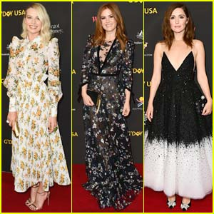 Margot Robbie, Isla Fisher, & Rose Byrne Go Glam for G'Day Gala