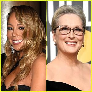 Mariah Carey Begs Meryl Streep for Forgiveness at Golden Globes 2018!