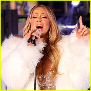 Mariah Carey Sings Live on New Year's Eve 2018, Redeems Herself!