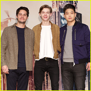 Dylan O'Brien Premieres The Final 'Maze Runner' Film in South Korea