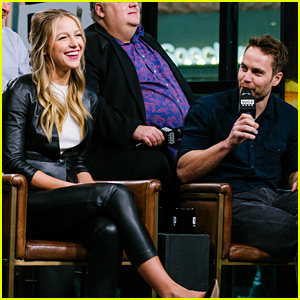 Taylor Kitsch & Melissa Benoist Join 'Waco' Cast for a Press Day