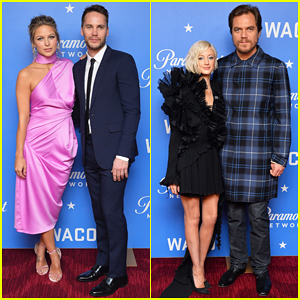 Melissa Benoist, Taylor Kitsch & 'Waco' Cast Celebrate Premiere in NYC - Watch Trailer Here!