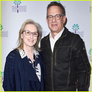 Meryl Streep & Tom Hanks Bring 'The Post' to Palm Springs International Film Festival