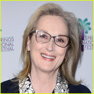 Meryl Streep Reacts to 21st Oscar Nomination!