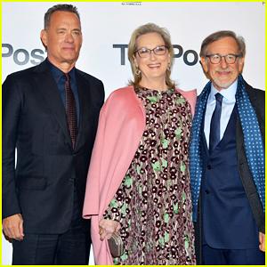 Meryl Streep & Tom Hanks' 'The Post' Gets Banned in Lebanon Over Steven Spielberg's Support for Israel!