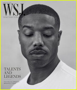 Michael B. Jordan Talks Gaining 20 Pounds of Muscles for 'Black Panther'