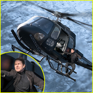 Tom Cruise Reveals 'Mission: Impossible 6' Title, First Look Photo!