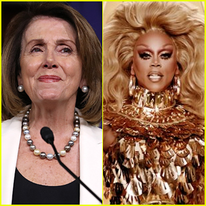 Nancy Pelosi to Guest Judge 'RuPaul's Drag Race: All Stars'!