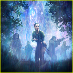 Natalie Portman Is Prepared to Fight in 'Annihilation' Official Poster!