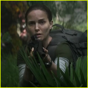 Natalie Portman Explores The Shimmer in 'Annihilation' Preview - Watch Now!