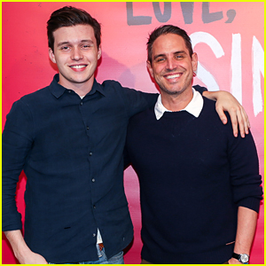 Nick Robinson & Greg Berlanti Debut Their Movie 'Love, Simon' at Just Jared's Special Screening!
