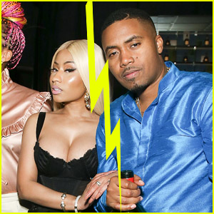 Nicki Minaj & Nas Have Split After Six Months of Dating (Report)