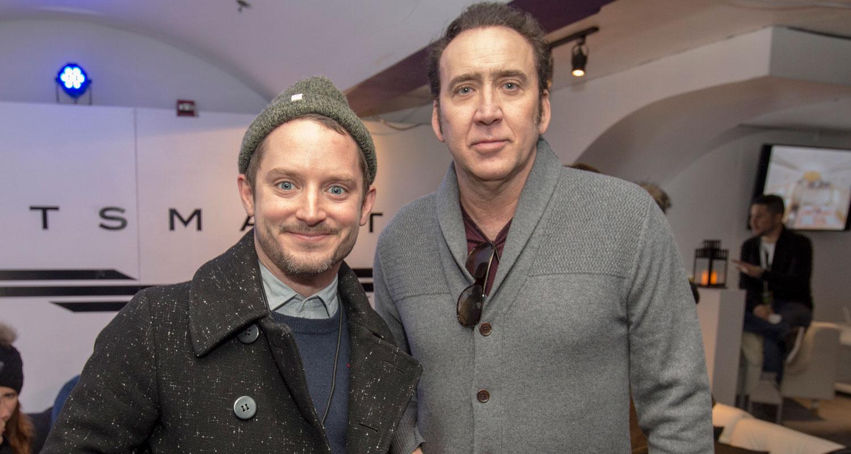 Nicolas Cage & Eli...